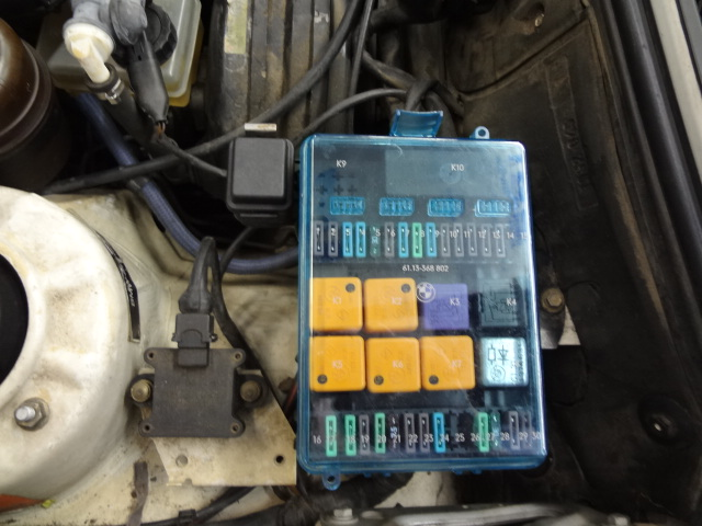 2nd fuse panel | BMW CCA ForumBMW CCA