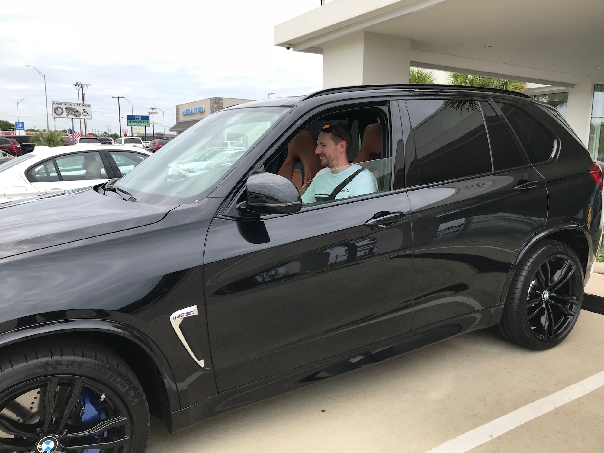 Bmw The Woodlands >> New Member In Woodlands Houston Tx X5m Bmw Cca Forum