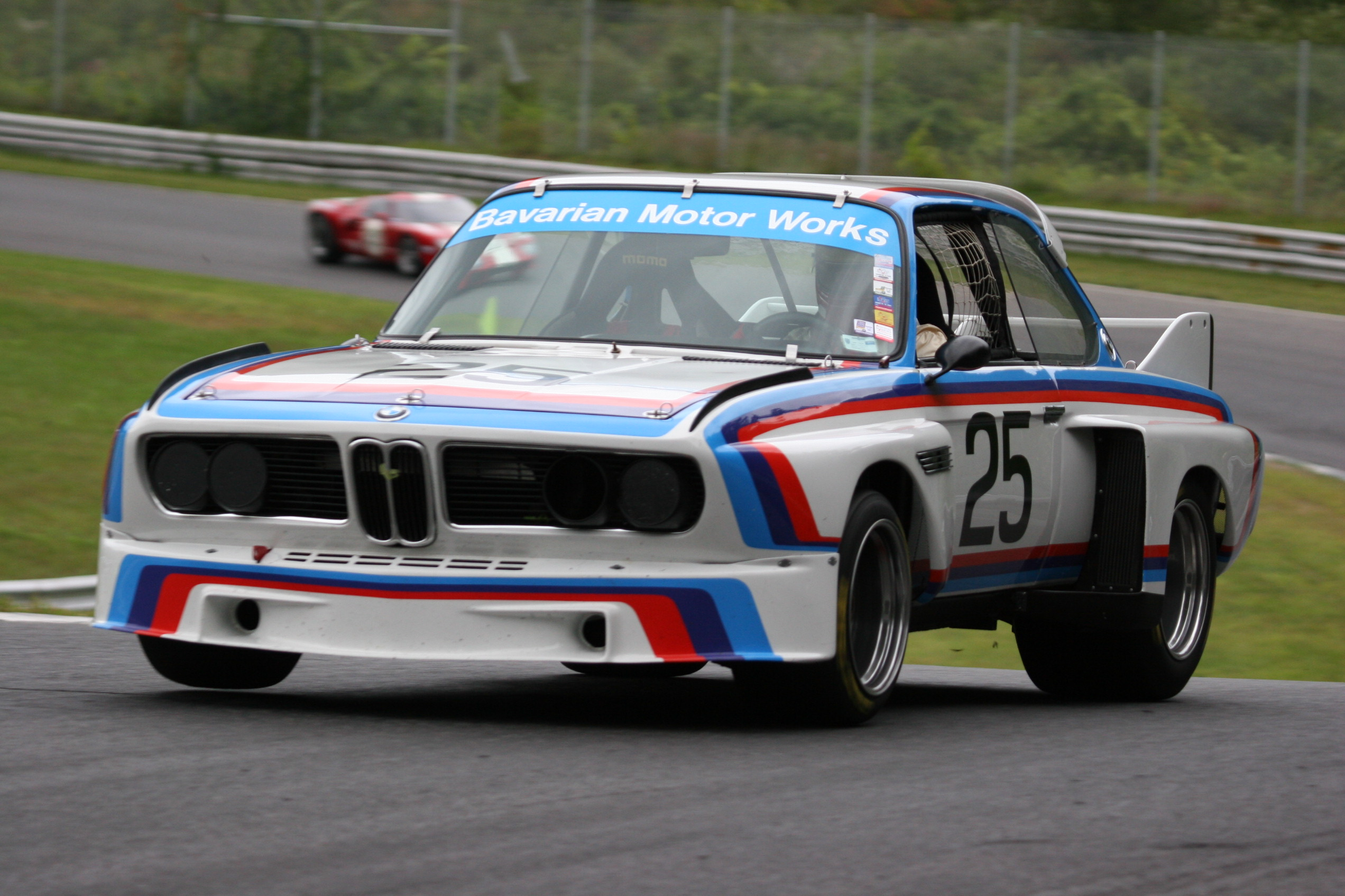 Bmw North America Chairman To Drive One Of Three Bmw Owned Cars In Rolex Monterey Motorsports