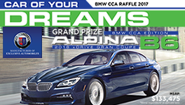 2017 Car of Your Dreams Raffle
