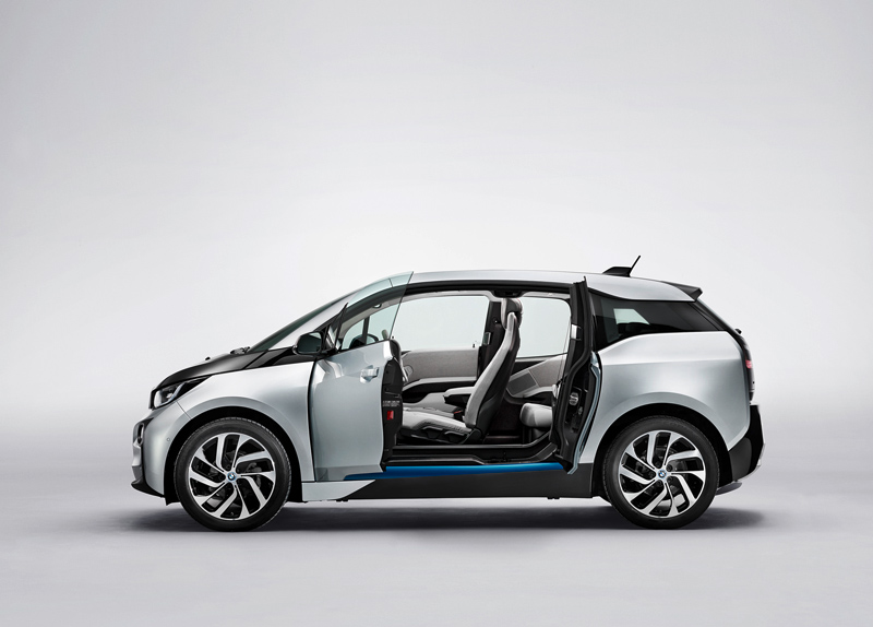 BMW i3 Will Have More RangeNext Year  BMW Car Club of America
