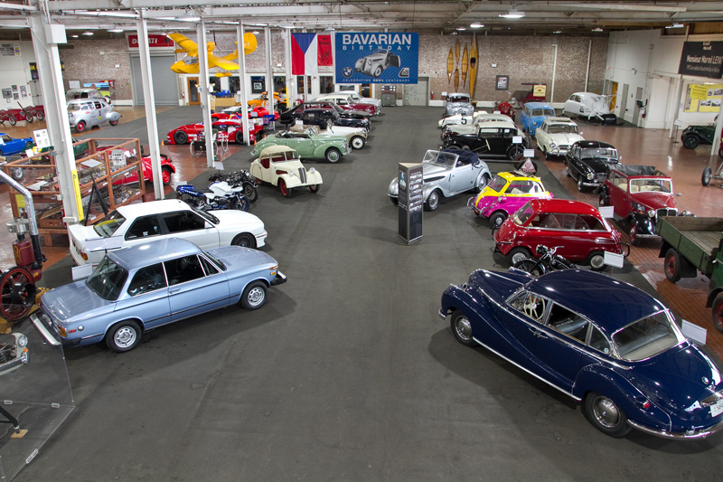 Nashville Museum Opens Yearlong Bmw Centenary Exhibit Bmw Car Club Of America
