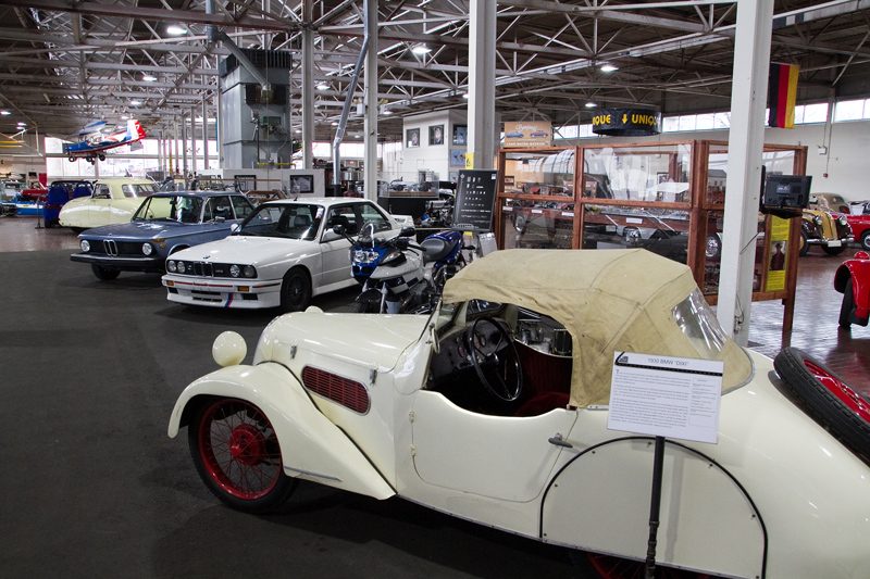 Nashville Museum Opens Yearlong Bmw Centenary Exhibit