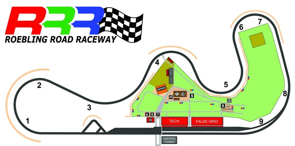 Roebling Road Bimmerworld Club Racing School December 11 12 Bmw Car Club Of America