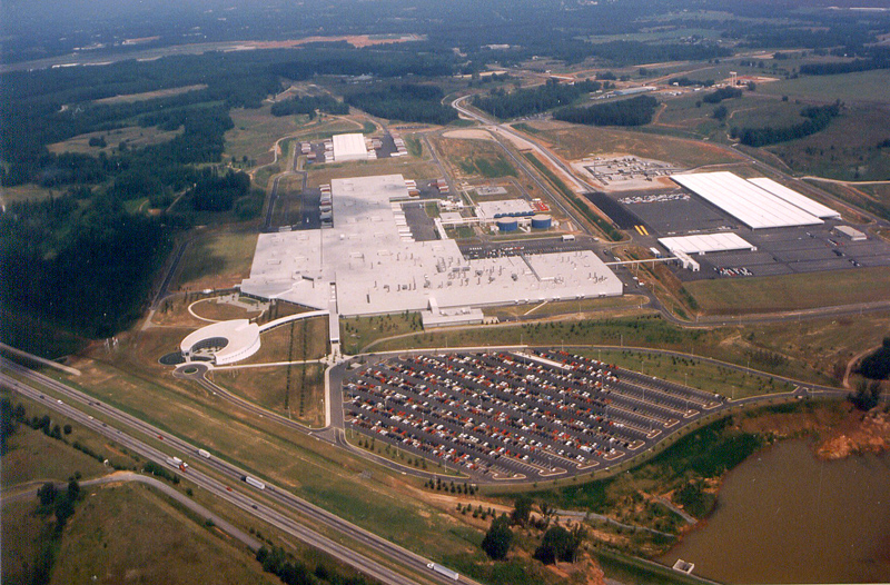 Bmw Plant Spartanburg >> BMW To Invest Another $600,000,000 In Spartanburg Factory ...