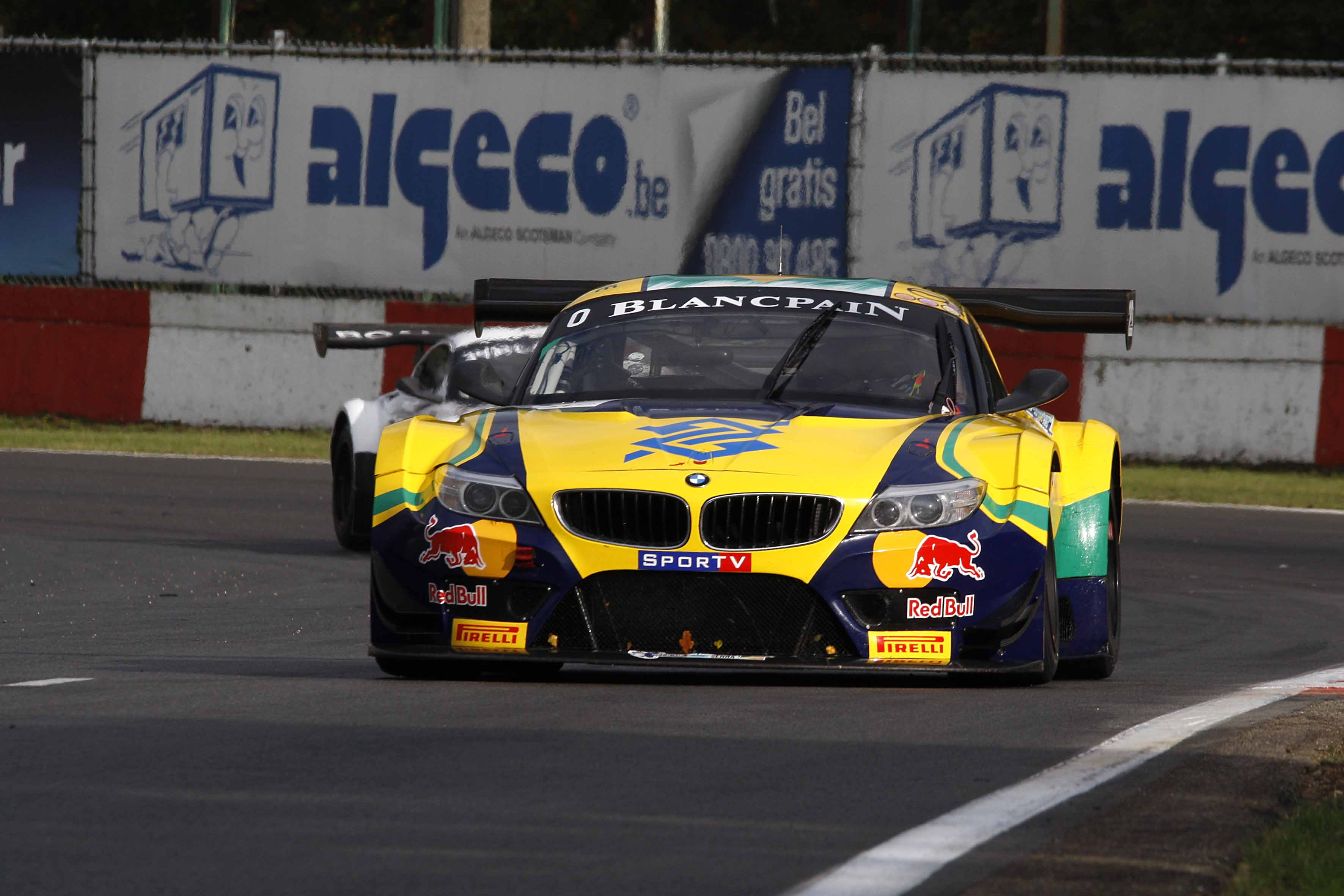 Bmw Team Brazil Expands Its Presence In Blancpain Bmw