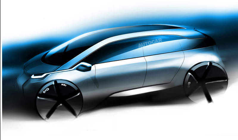 Is Bmw Planning A Hydrogen Fuel Cell Powered I5 Bmw Car Club Of America