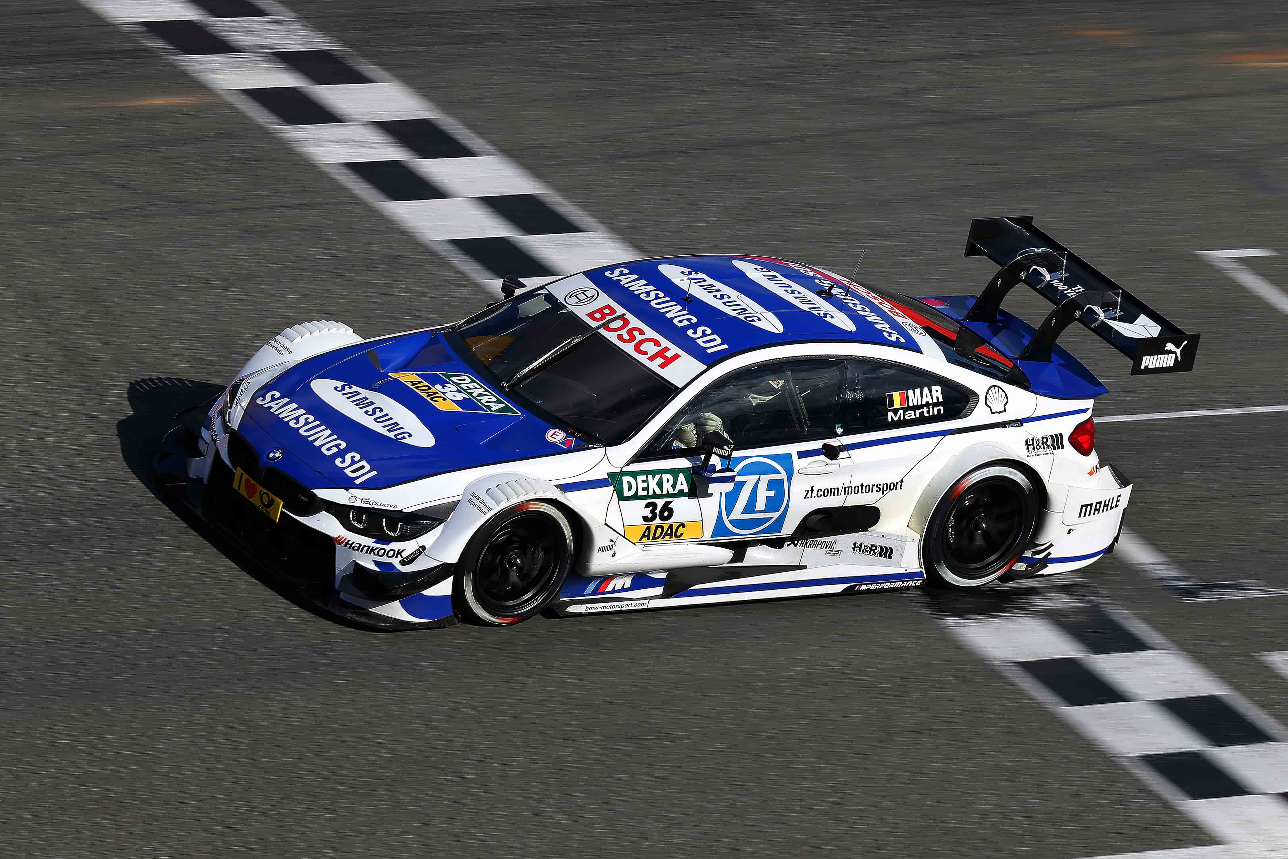 Dtm 2016 Regulations Include A Break For Bmw Bmw Car Club Of America