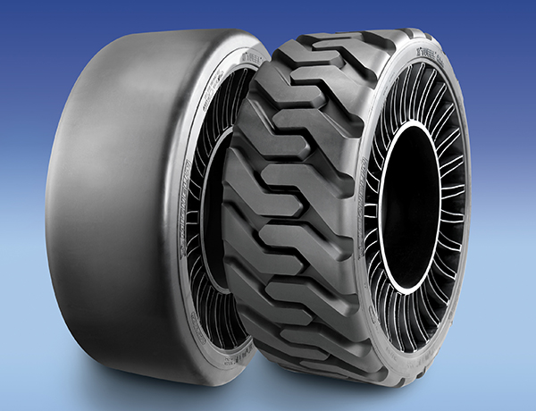 National Tire And Wheel >> No-Air Tires? Michelin Tweel Plant Opens This Week | BMW ...