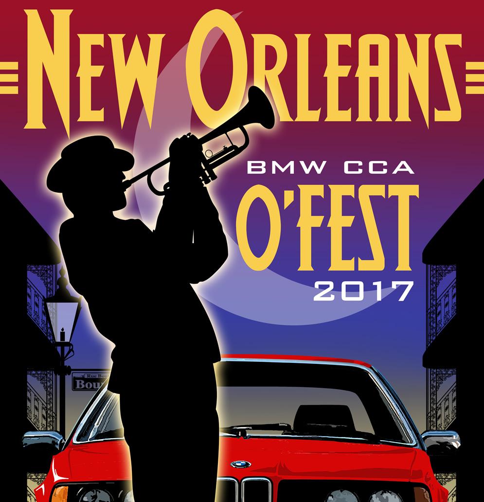 New Orleans - BMW CCA O'Fest 2017