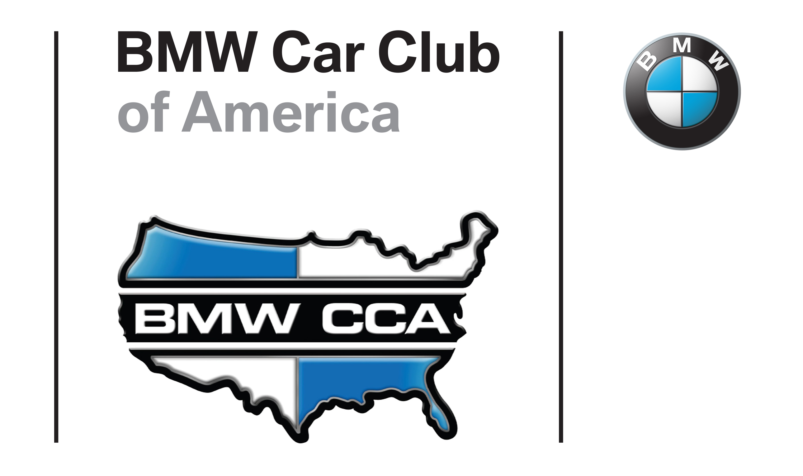 official bmw cca logos