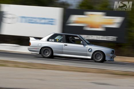 Peachtree BMW CCA - September 2014 Driving School at Road Atlanta