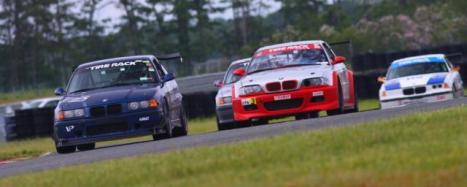 BMW CCA Club Race at Thunderbolt