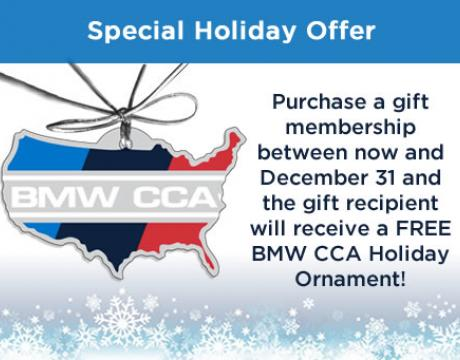 Free Ornament with Gift Membership
