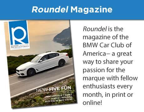 Roundel Magazine