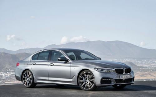 bmw announces prices for all new 2017 bmw 530i and 540i bmw car club of america. Black Bedroom Furniture Sets. Home Design Ideas
