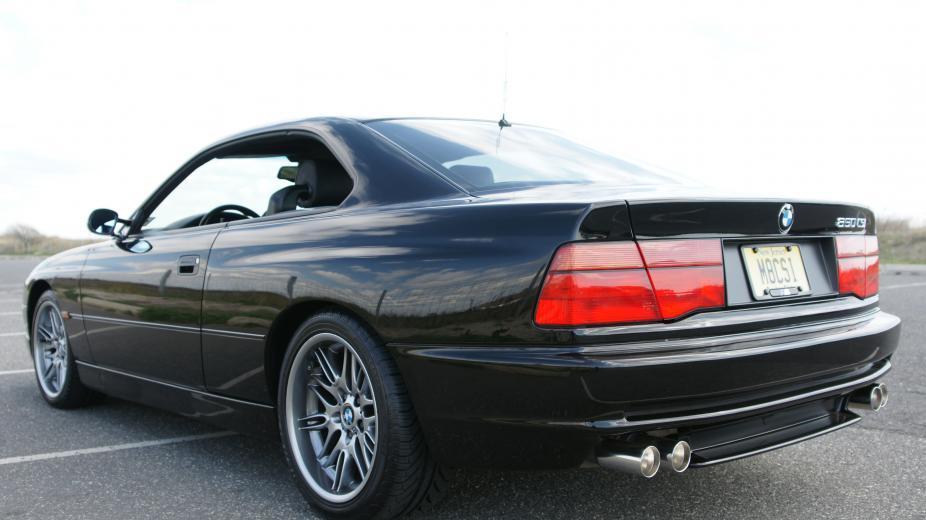 1994 Bmw 850csi Bmw Car Club Of America