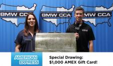 COYD Raffle: Drawing For $1,000 AMEX Gift Card And Lifetime Membership